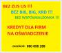 Kredyty dla firm do 15 000 zł od ręki!