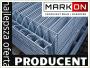 Panele ogrodzeniowe 3d 1530x2500 fi 4 ocynk kpl/mb