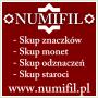 NUMIFIL - skup przedmiotów kolekcjonerskich